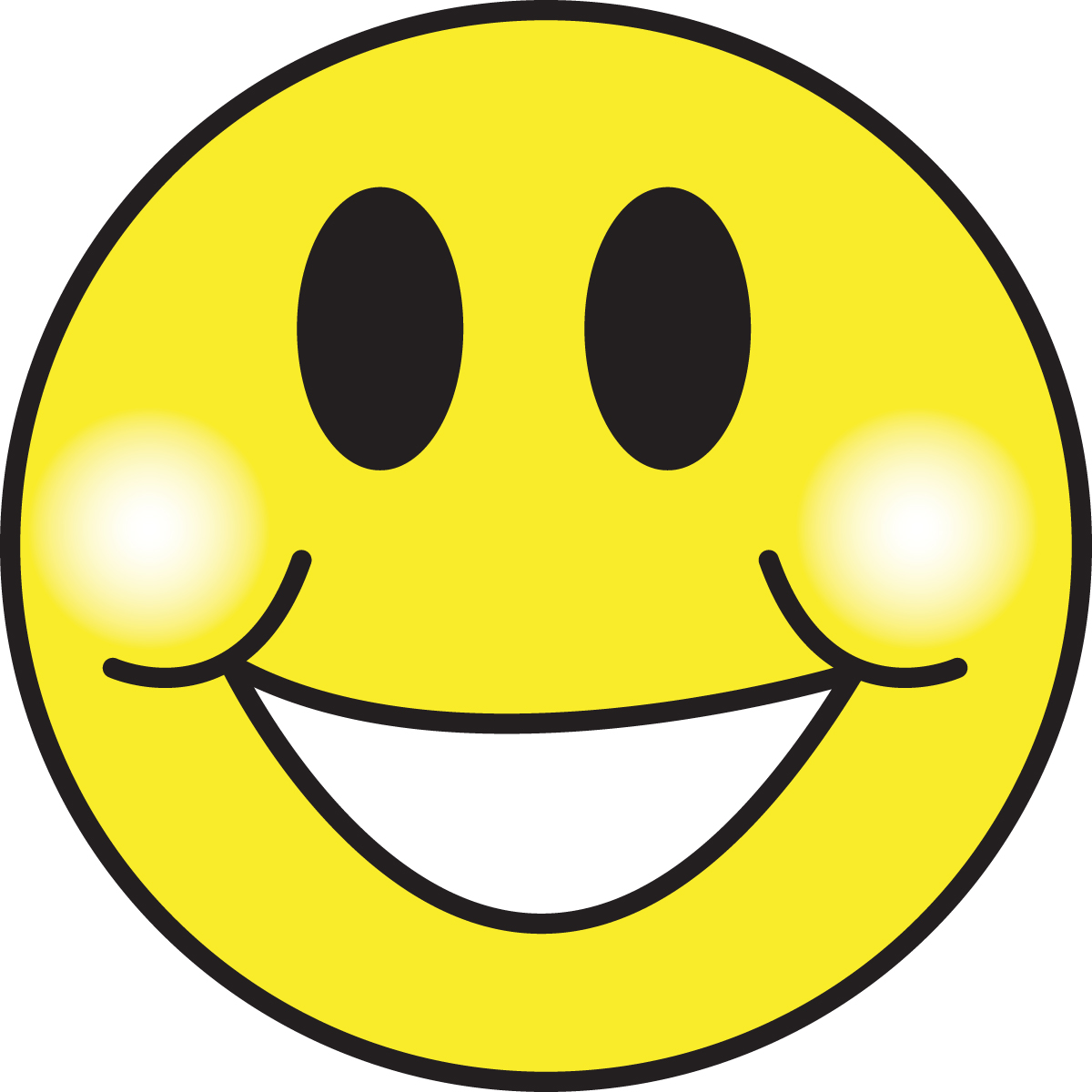 Moving Smiley Faces   Clipart Best