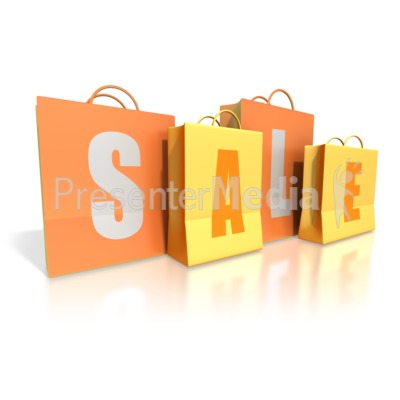 Shopping Bags Sale   Home And Lifestyle   Great Clipart For