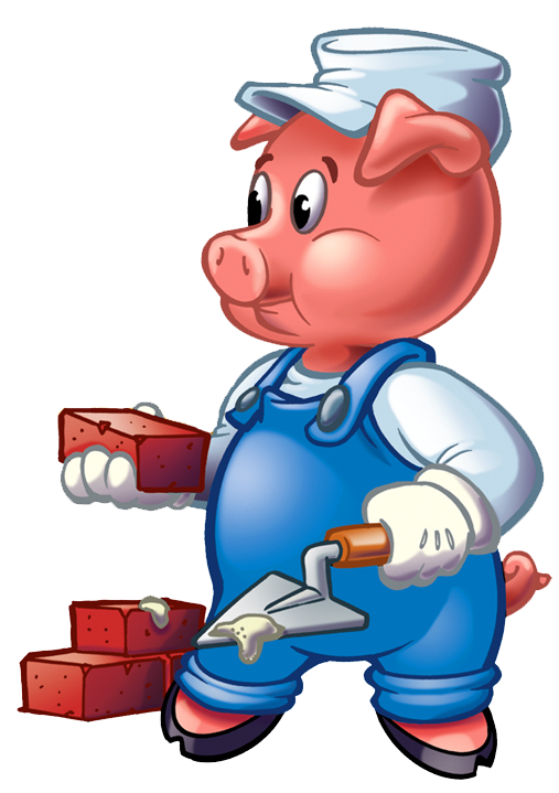 Clip Art Three Little Pigs Clipart three little pigs clipart kid clip art cliparts co