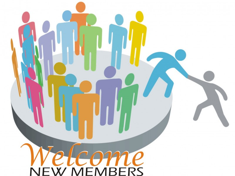 Welcome New Members That Joined In January