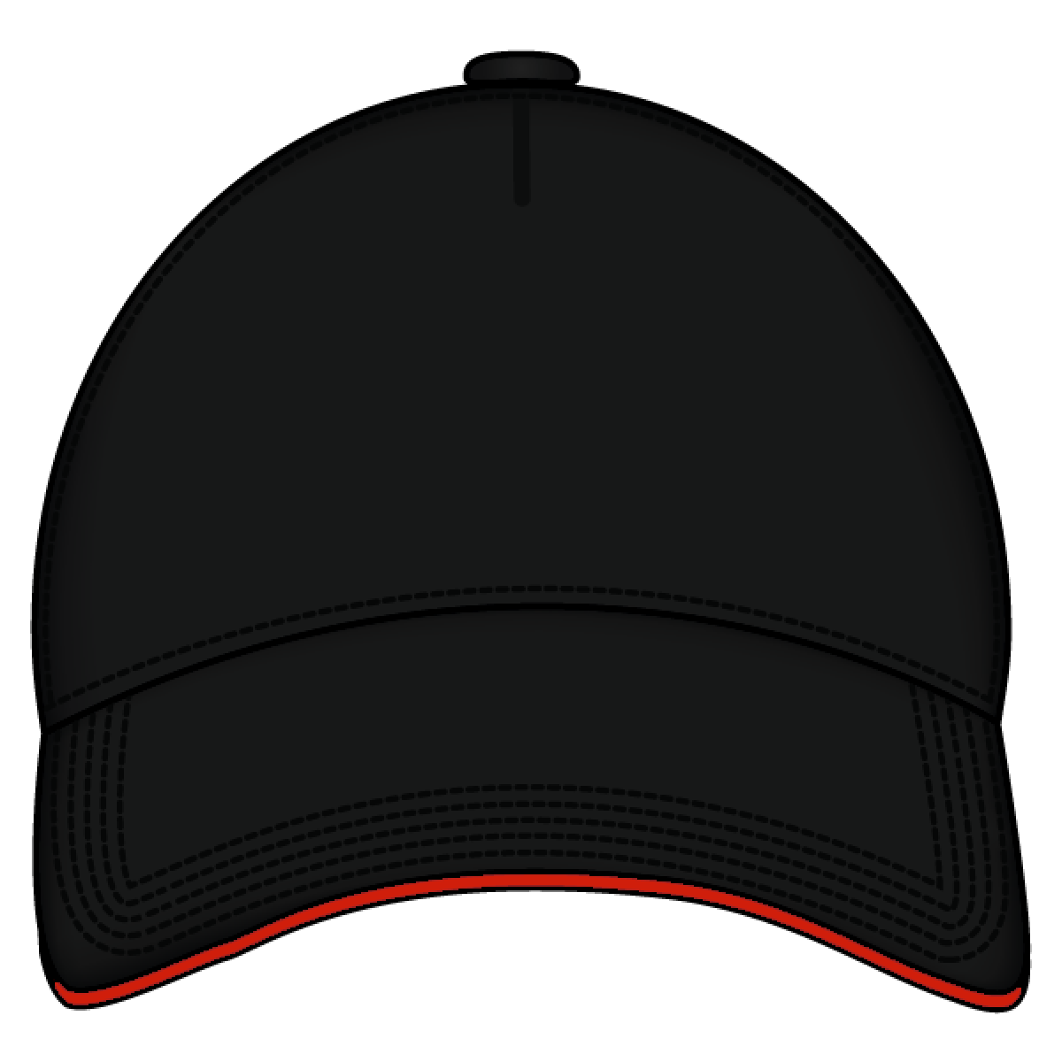 Baseball Cap Clipart - Clipart Kid