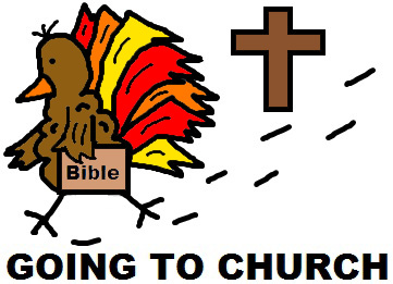 Church House Collection Blog  Turkey Clipart