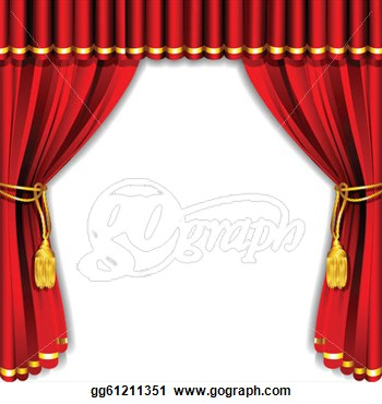 Clip Art Borders Movie Theater Clip Art Movie Theater Curtains Clip