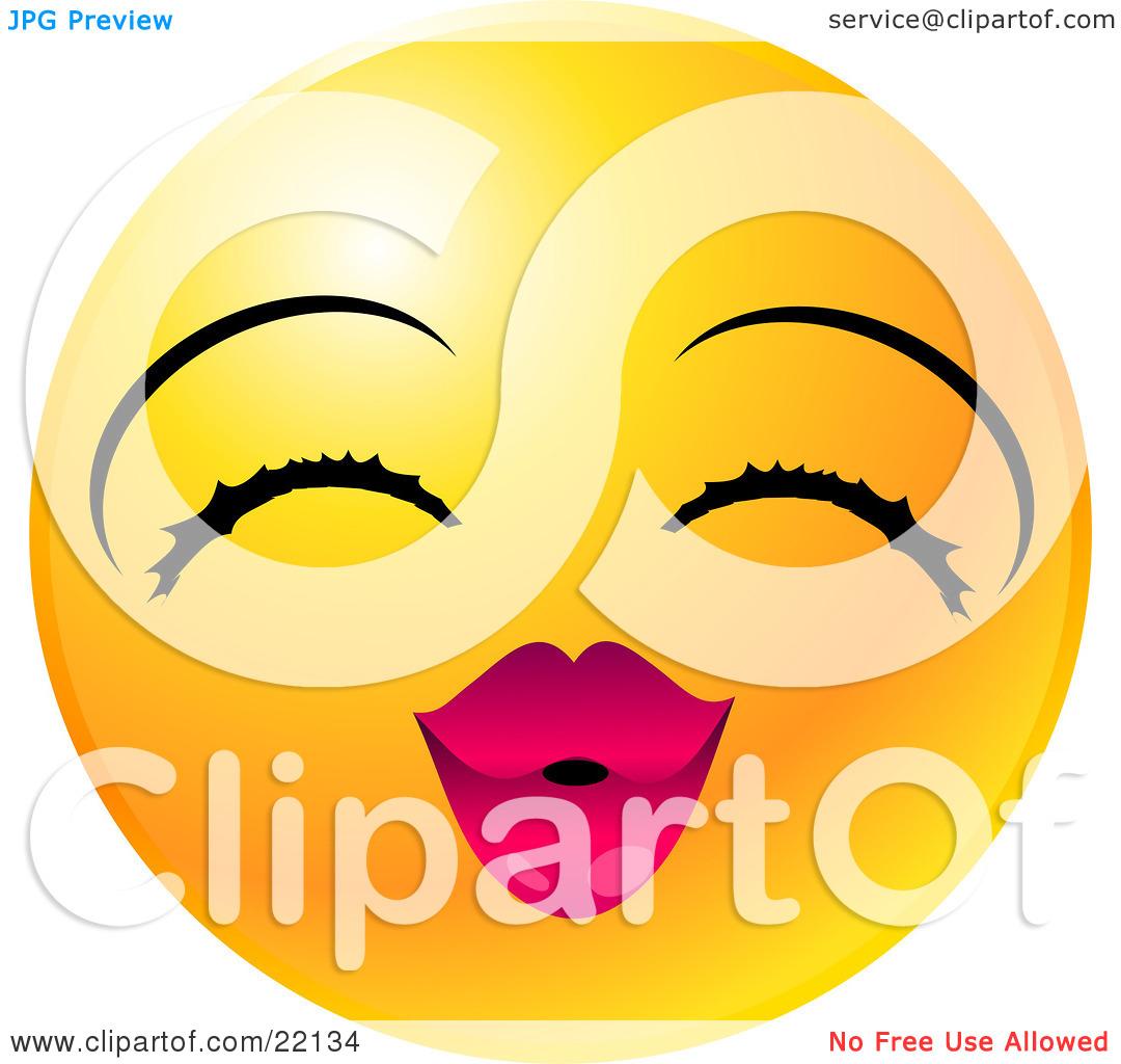 Funny Kiss Clip Art – Cliparts