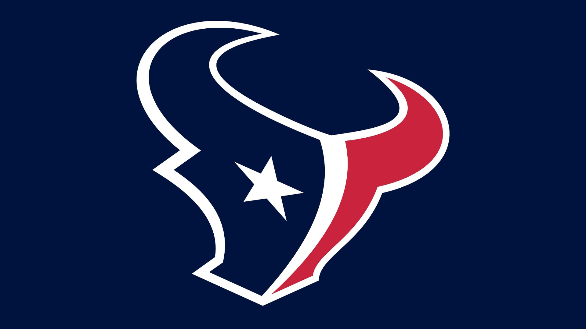 Houston Texans Team Logo Blue 1920x1080 Hd Image Sports   Nfl Football