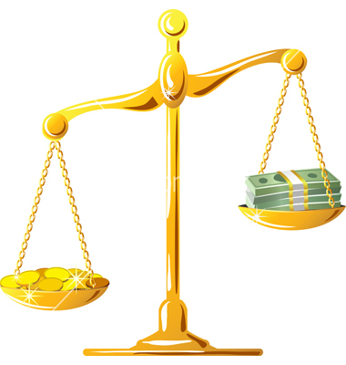 Unbalanced Scale Of Justice Free Unbalanced Silver Scale