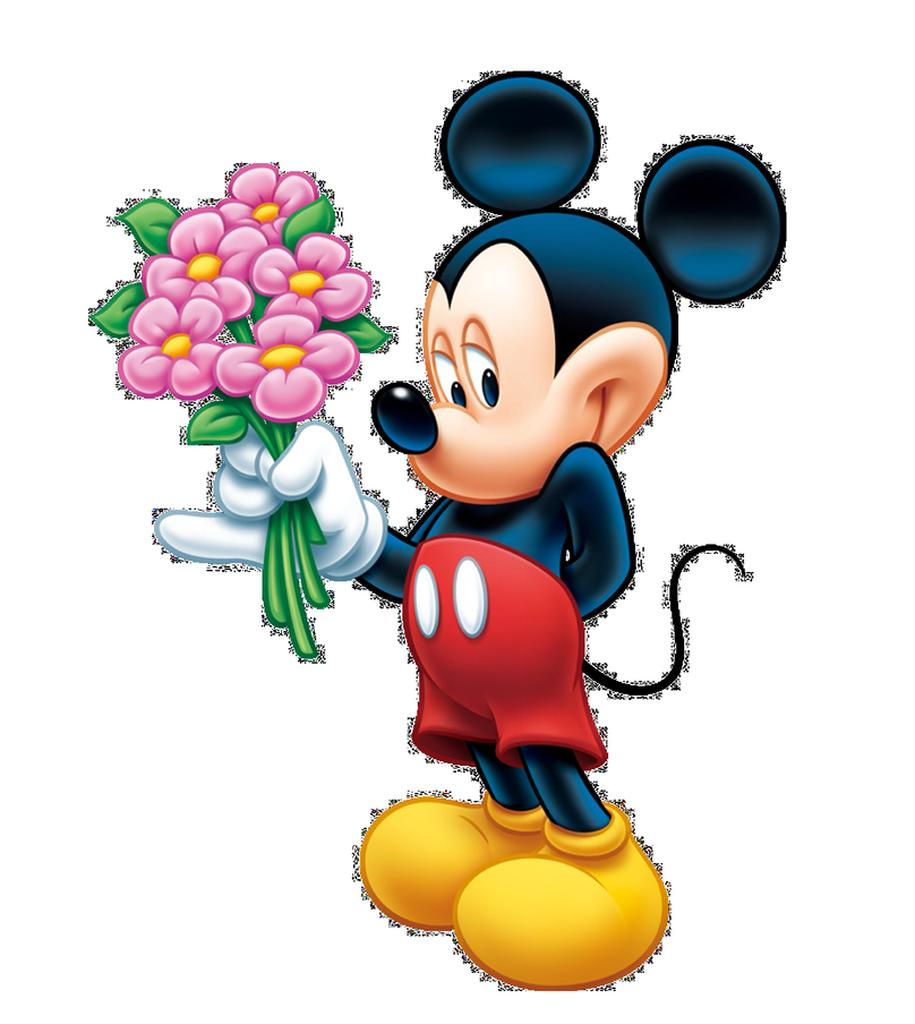 Disney Mickey Postman Clipart - Clipart Kid