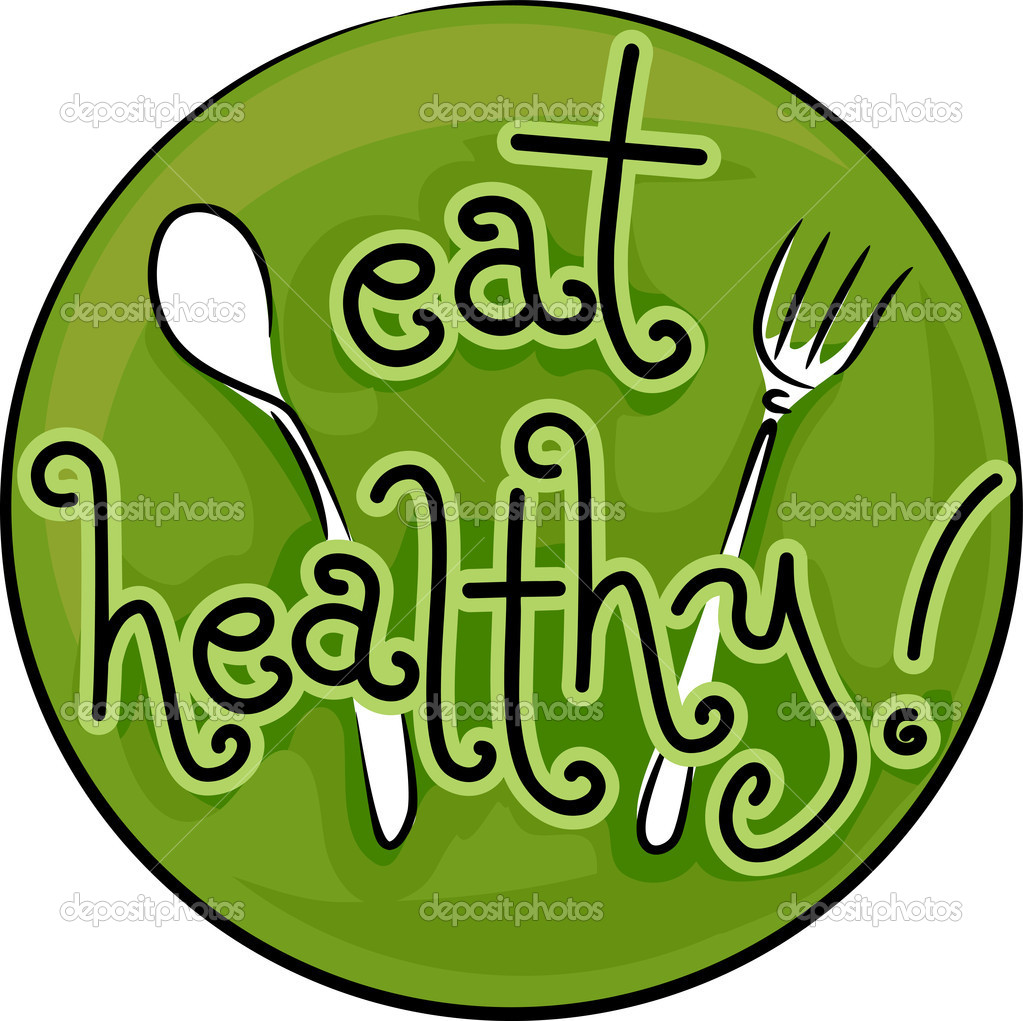 Eat Healthy   Stock Photo   Lenmdp  7735191