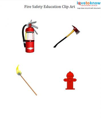 Fire Safety Clipart   Clipart Panda   Free Clipart Images