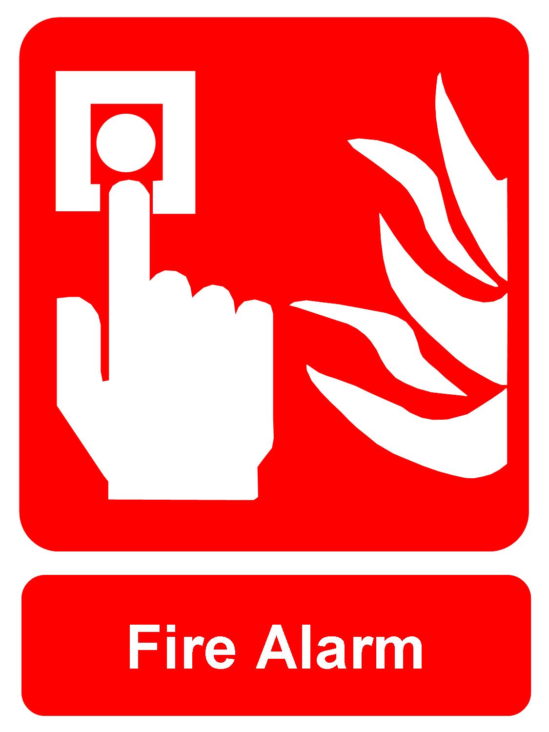Fire Safety Signs   Posters   Download Free Safety Signs   Posters
