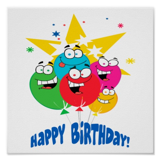 Go Back   Gallery For   Happy Birthday Smiley Face Clip Art