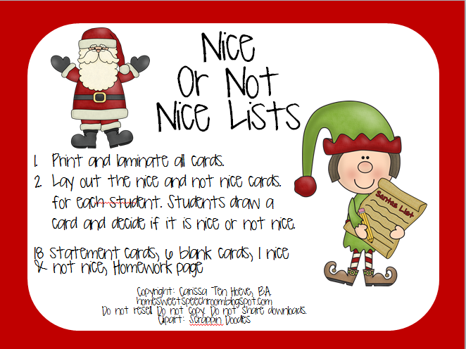 nice-or-not-nice-based-on-santa-s-nice-list-and-naughty-list-WXgXTz ...