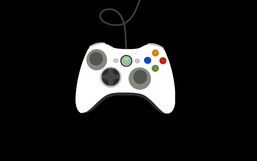 Xbox 360 Controller By Jhydra On Deviantart