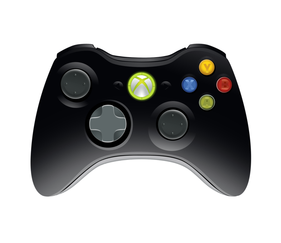 Xbox 360 Controller By Twilighter27 On Deviantart