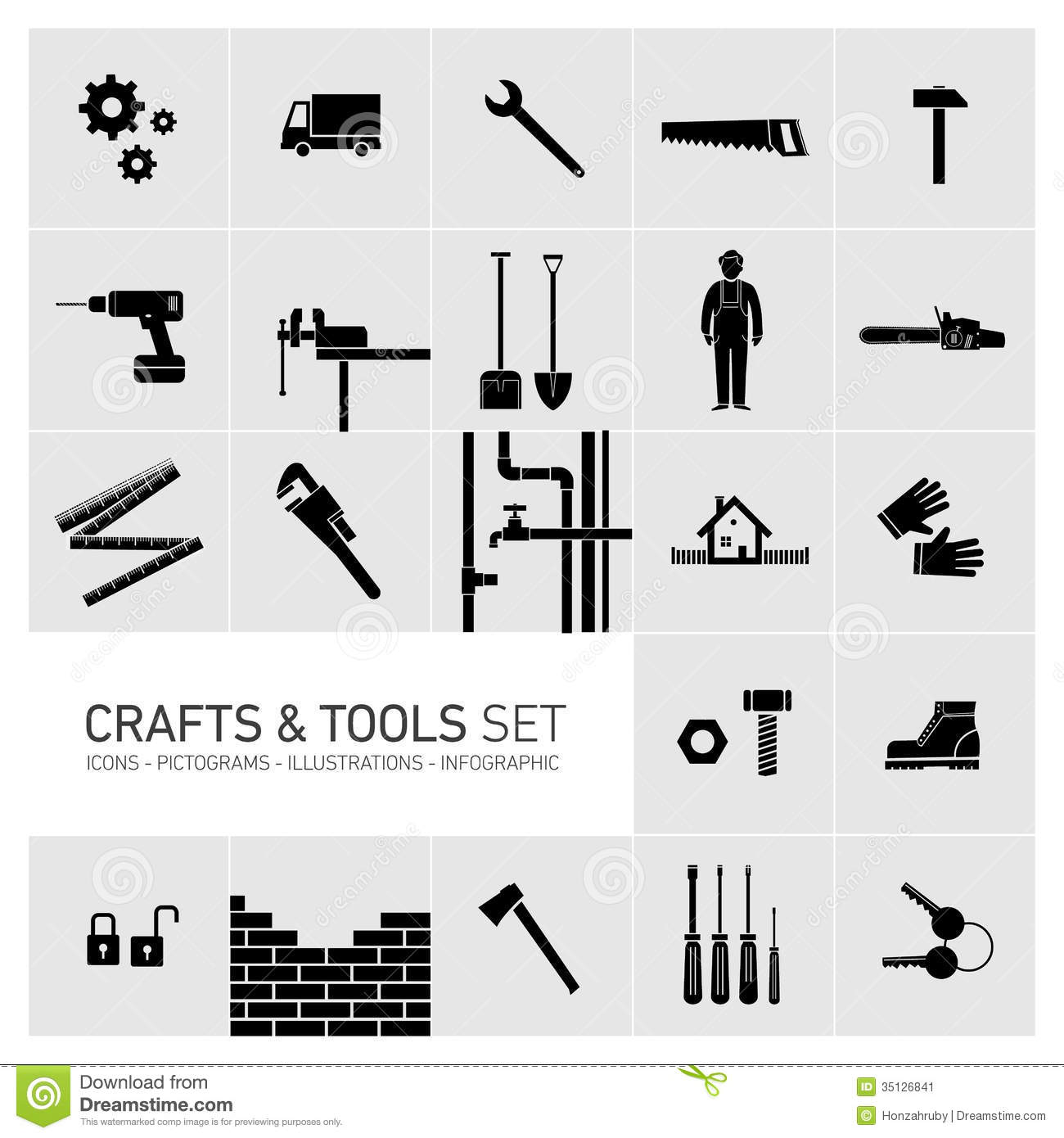 Crafts black and white clipart clipart suggest for Arts and crafts tools