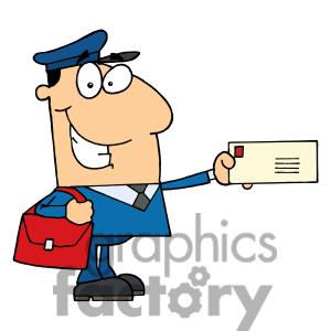 Clip Art Post Office Clip Art post office clipart kid cartoon worker