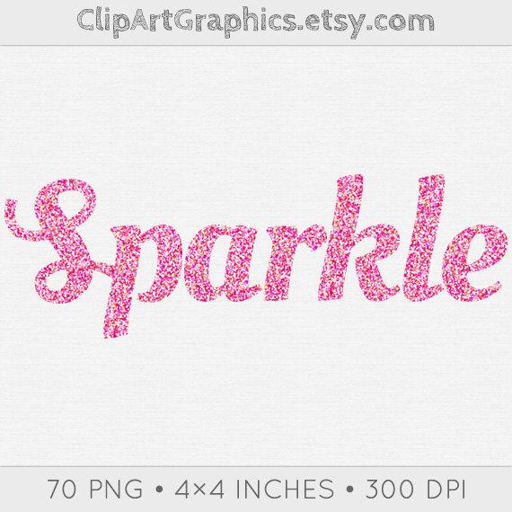 Clip Art Pink Glitter Alphabet Sparkle Number Clipart Pink Clip Art