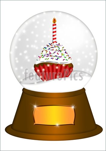 Christmas Water Globe Clipart - Clipart Kid