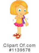 Kid Getting Dressed Clip Art Royalty Free  Rf  Girl Clipart