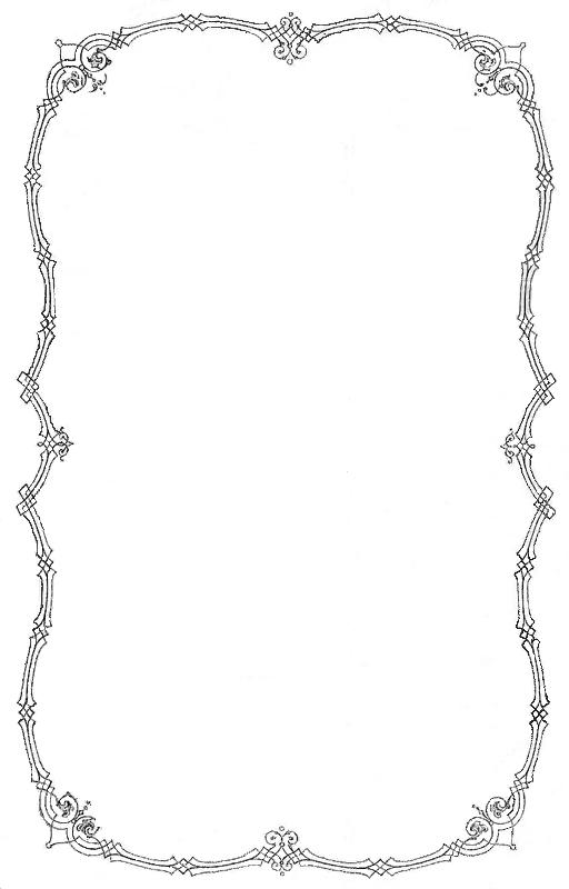 Vintage Country Border Clipart Clipart Suggest