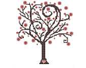 Cherry Blossom Tree Clip Art   Clipart Best
