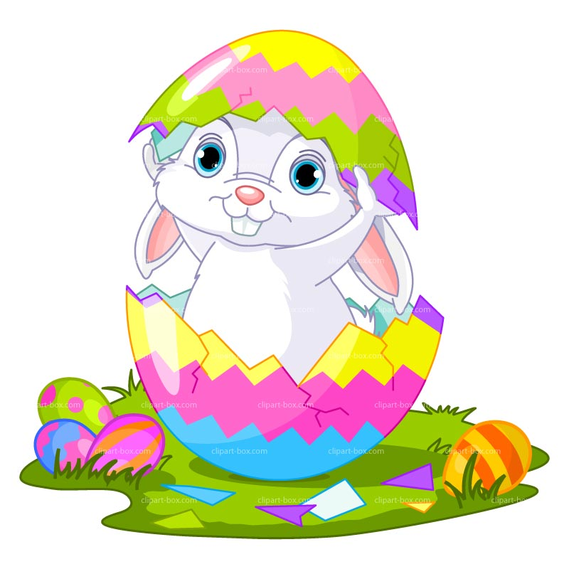 free clipart easter bunny - photo #19