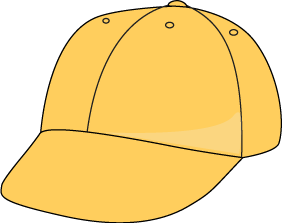 Hat Clip Art   Transparent Png Yellow Baseball Hat Vector Image