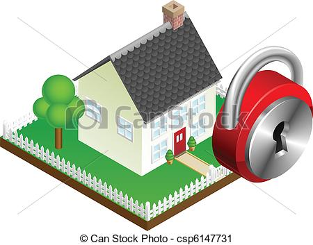 Home Security Clipart Images   Pictures   Becuo