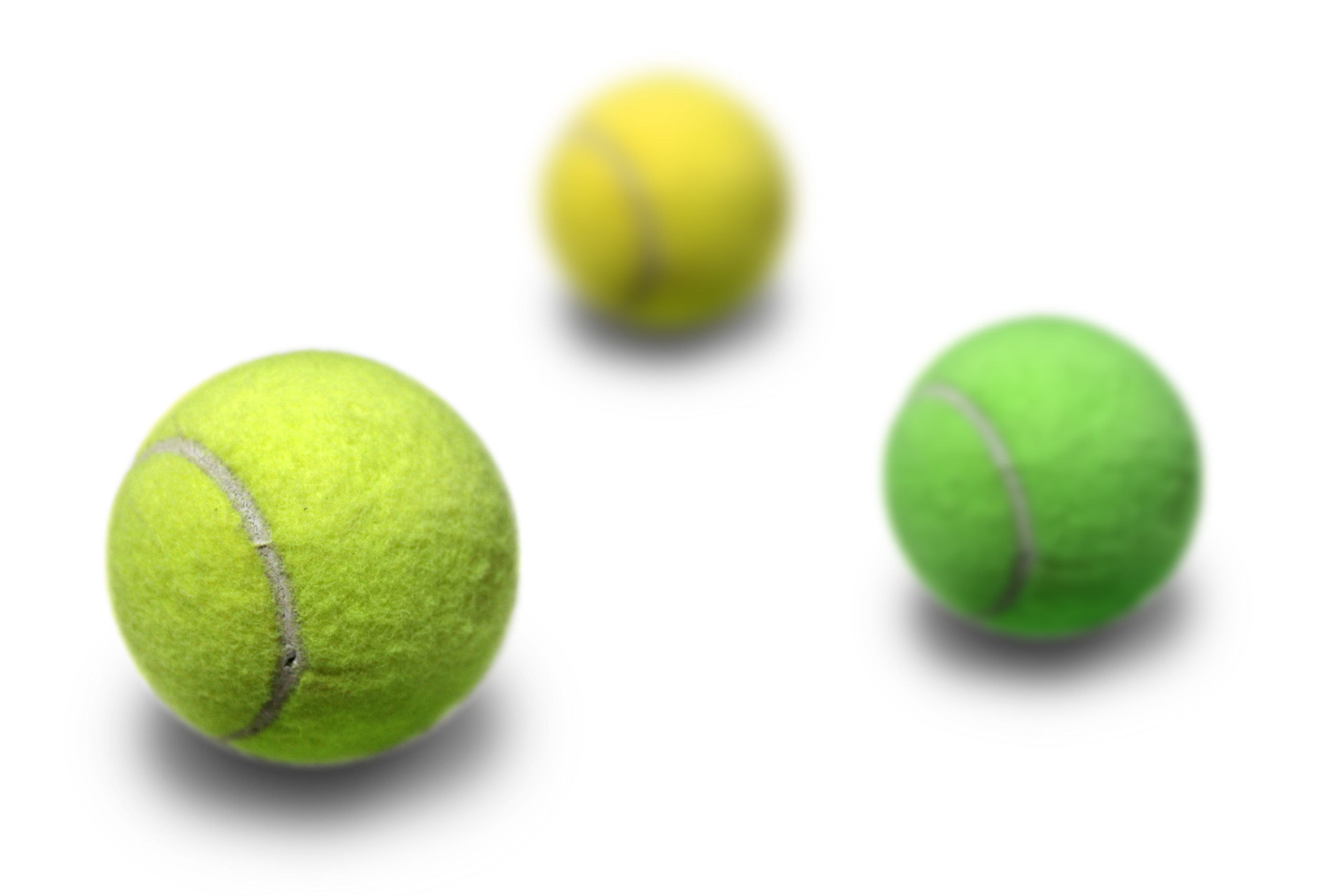 balls bouncing