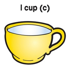 Cup Measuring Cup Clipart Measuring 1 Cup Clip Art Fash2chf Jpg