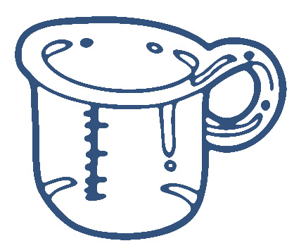 Cup Measuring Cup Clipart Measuring Cup 000 Jpg