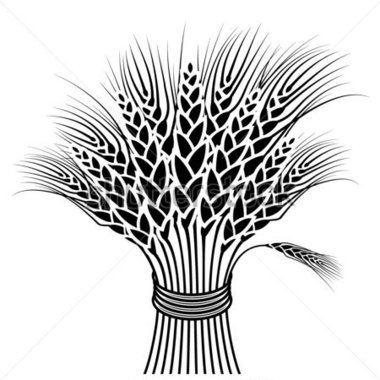 Download Source File Browse   Objects   Vector Wheat Ears Sheaf