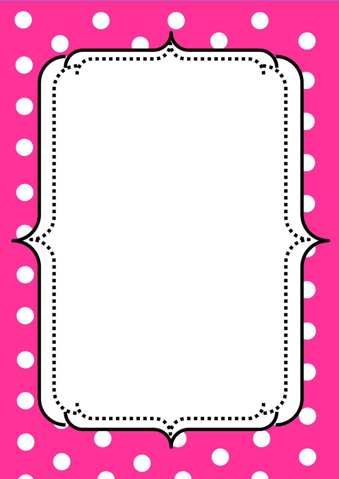 Baby Girl Borders Clipart - Clipart Kid