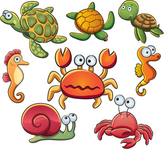 Go Back   Gallery For   Ocean Animals Clip Art