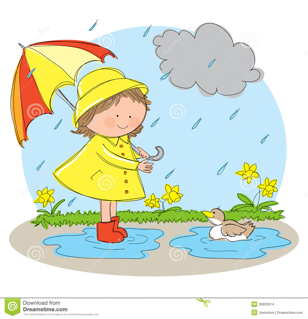spring weather clipart - photo #4