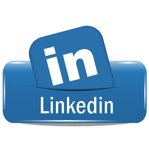 Linkedin 512 Icons Free Icons In Social Media Icons 1  Icon Search