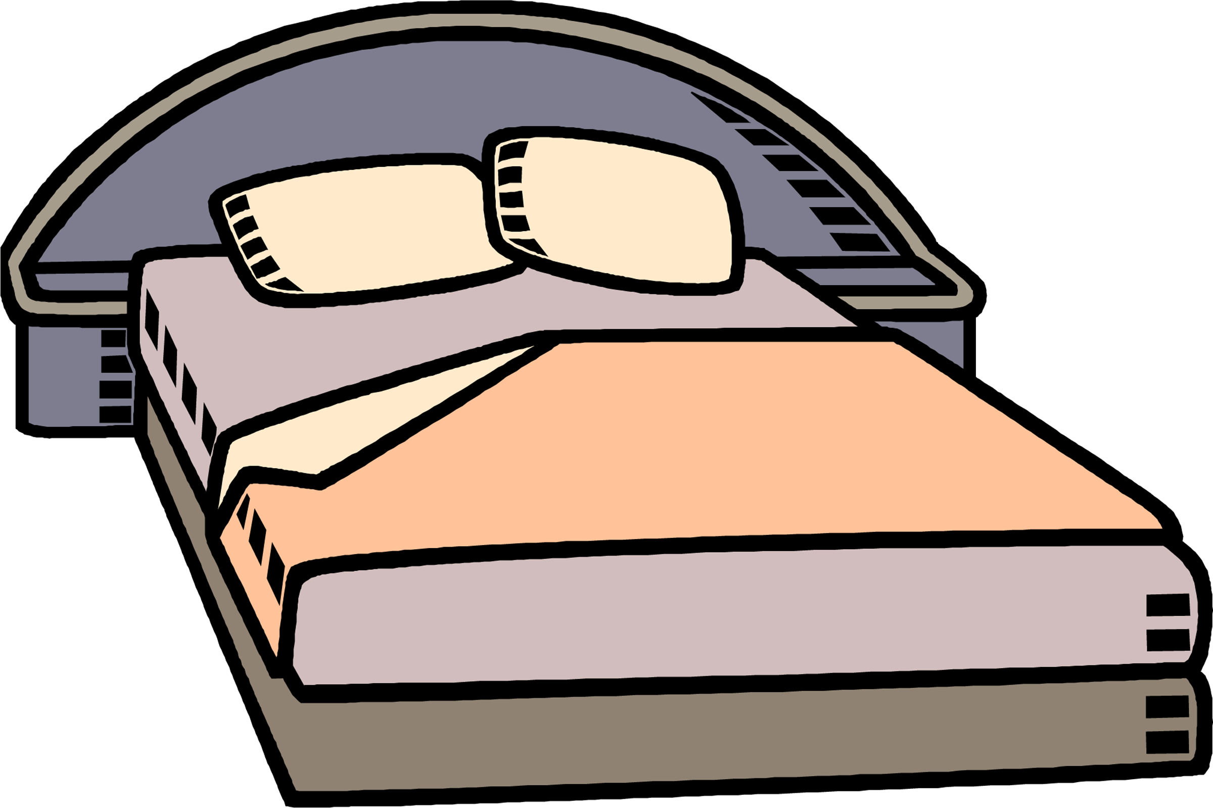 Make Your Own Bed Clipart