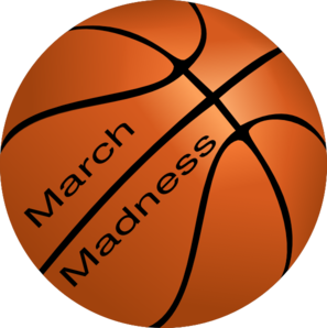 March Madness Basketball Clip Art At Clker Com   Vector Clip Art