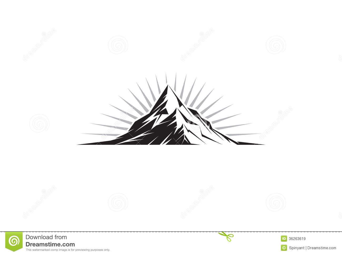 Mountain Peak Royalty Free Stock Images   Image  36263619