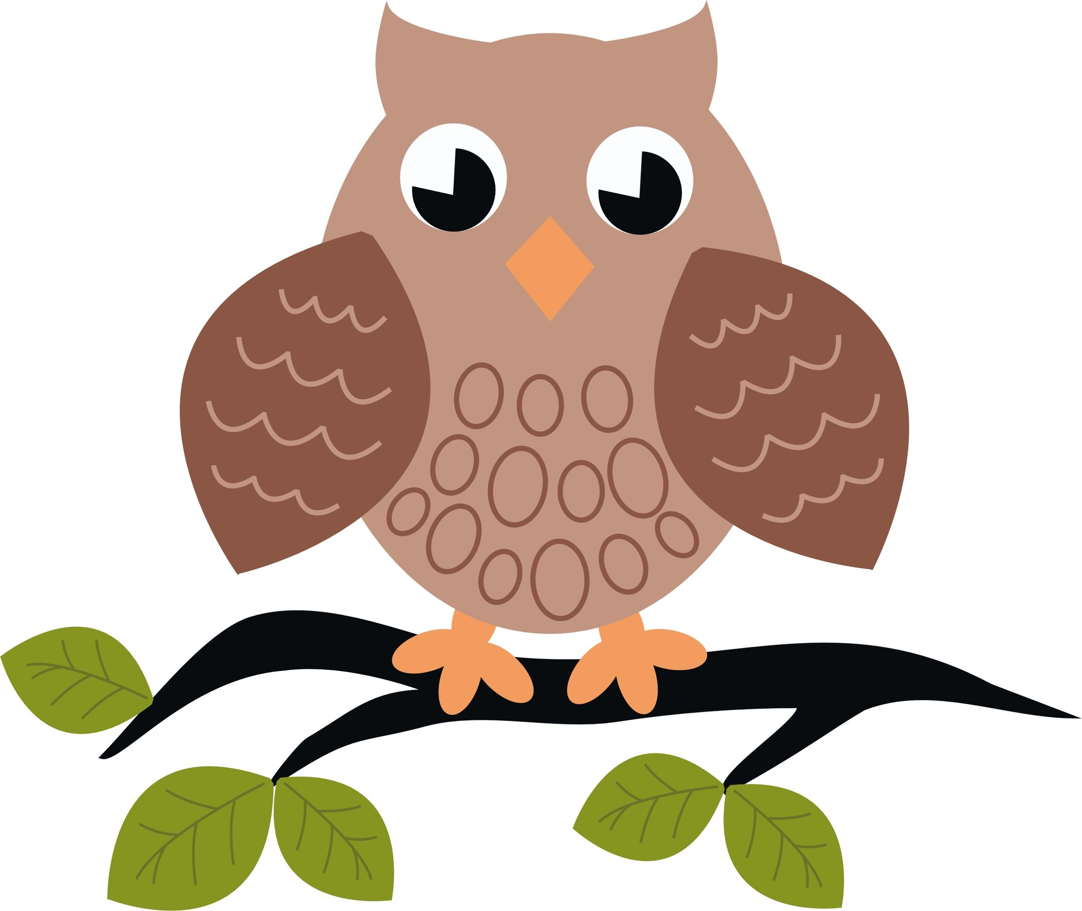 Printable Owl Clipart - Clipart Suggest