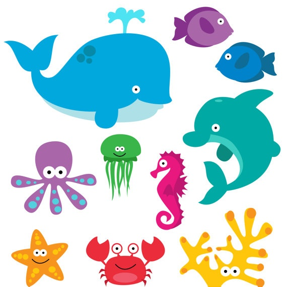sea-animals-clip-art-clipart-sea-creatures-clip-art-clipart-Evo9vE ...