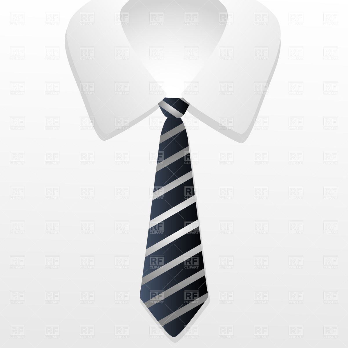 Shirt And Tie Clipart Shirt And Tie
