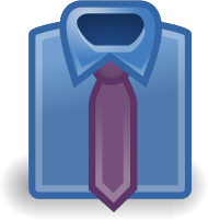 Shirt Tie Blue   Http   Www Wpclipart Com Office People Clothes Shirt