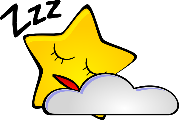 Clip Art Sleeping Clip Art sleep time clipart kid sleeping moon panda free images