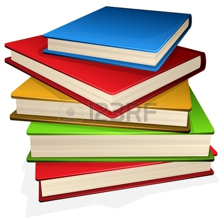 Stack Of Books Images 12724300 Illustration Pile Of Books Isolated On