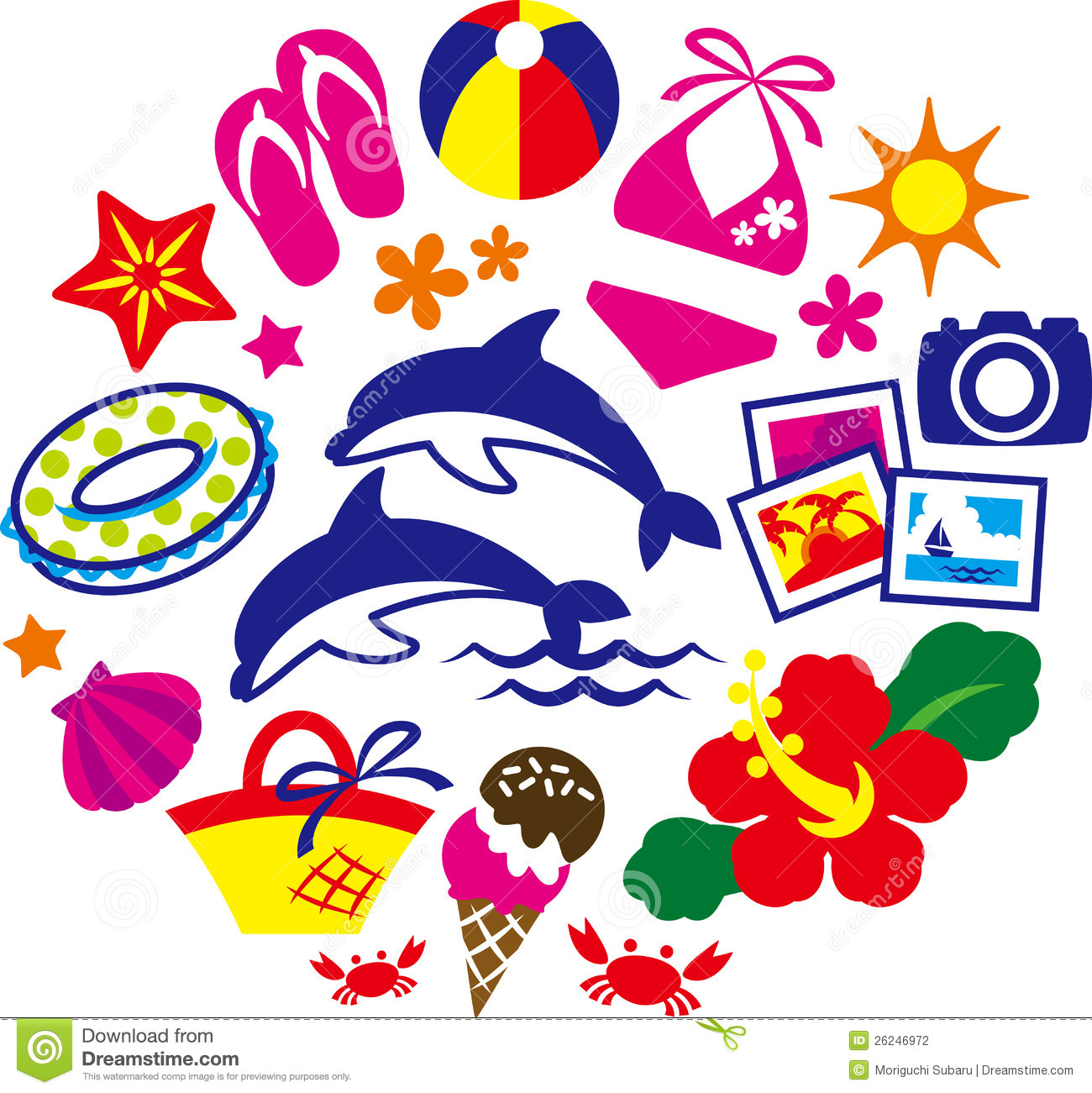 summer clipart lines - photo #43