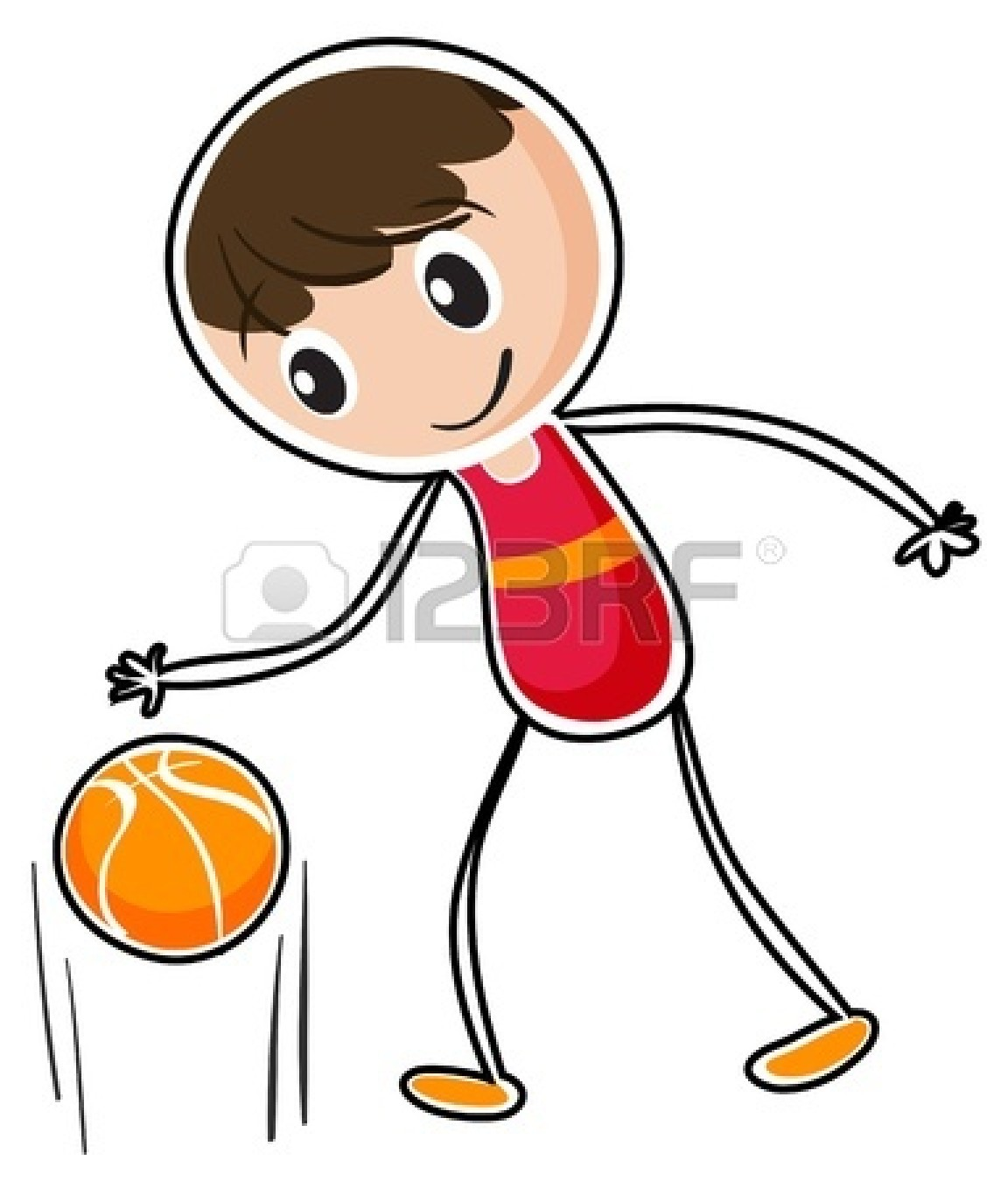 Bouncing Ball Clipart - Clipart Kid