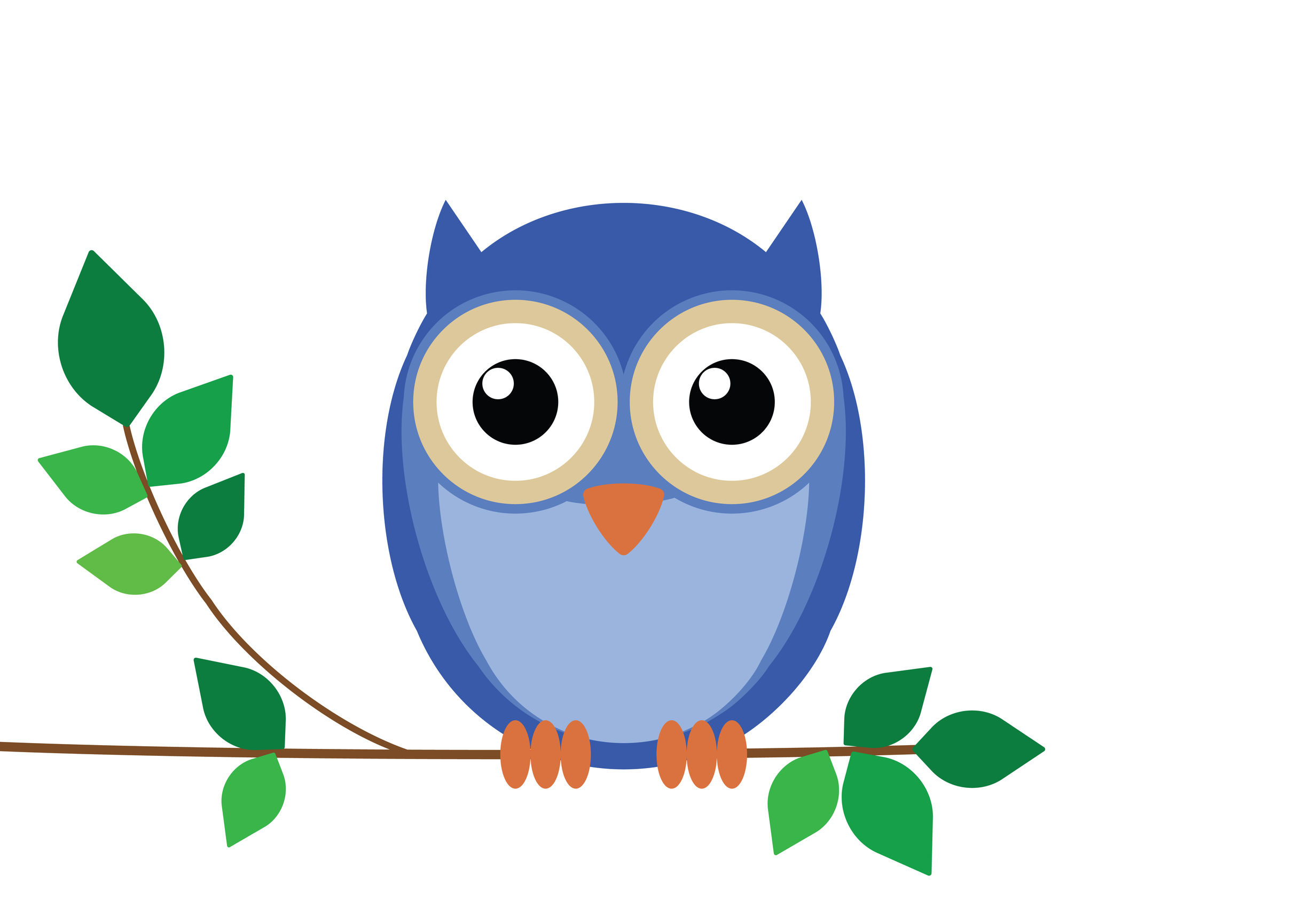 Free Printable Owl Clipart Clipart Suggest