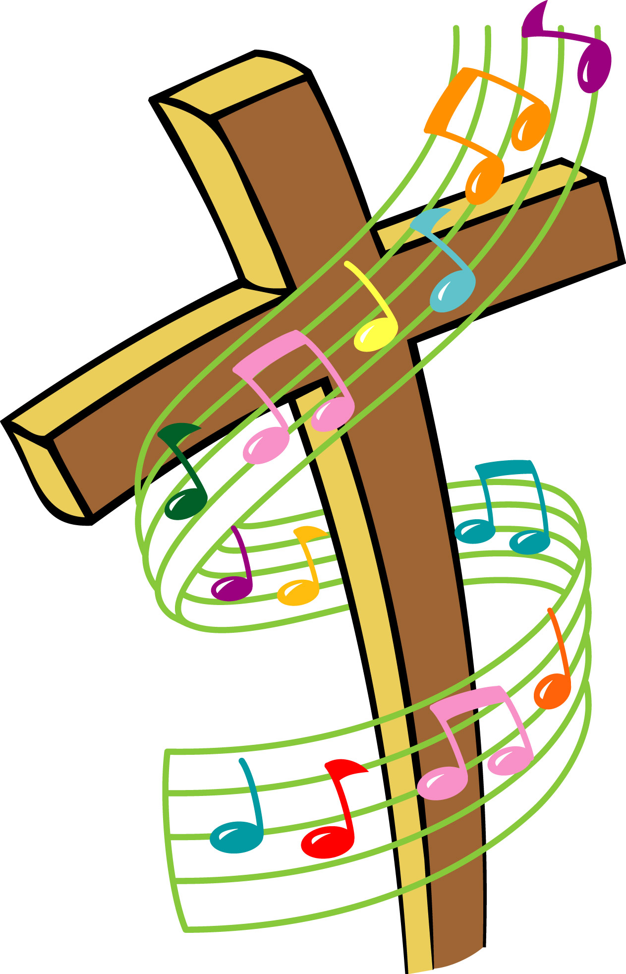 Youth Choir Singing Clip Art Children Singing Clipart