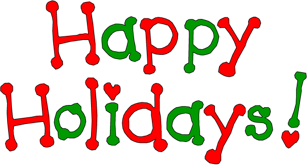 Beutifulamazing   Hot Wallpapers  Happy Holidays Clip Art